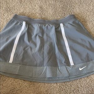 Rare Gray Nike Skirt